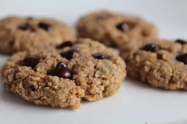 Flourless Cookies 1