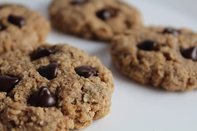 Flourless Cookies 2