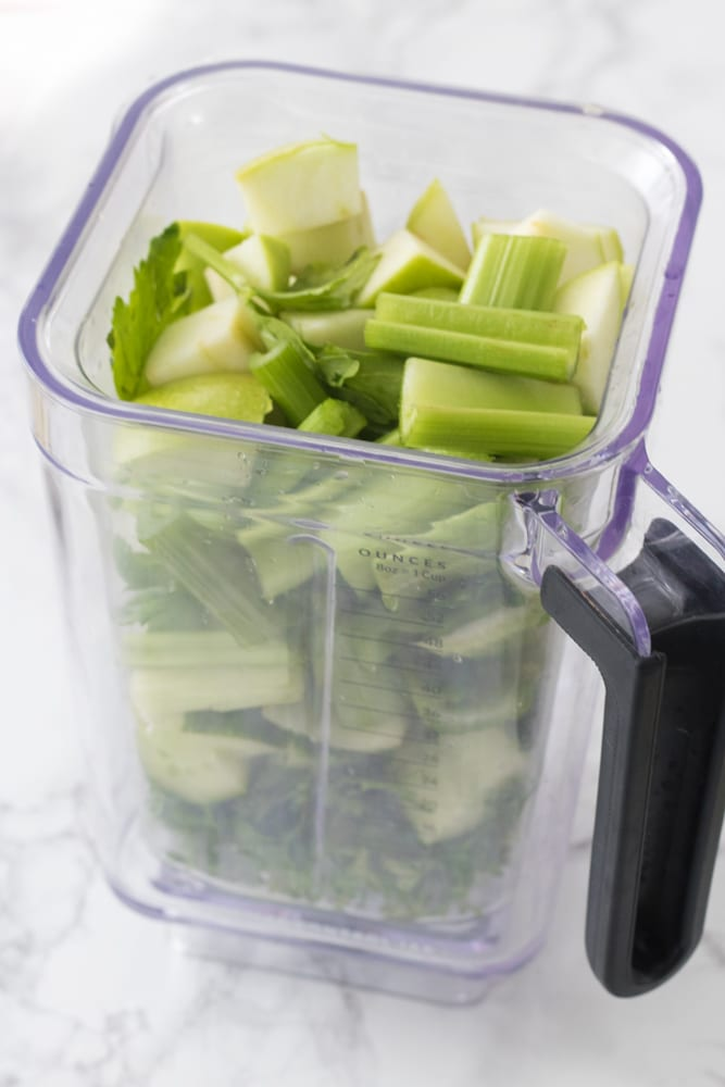 green juice, blender juice