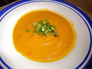 Vegan Butternut Squash Soup Recipe