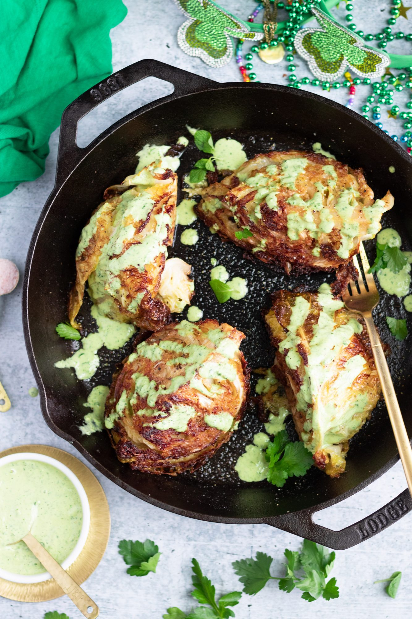 St. Patrick's Day Cabbage Recipe