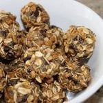 No-Bake, Chia-Sunflower Seed Energy Bites