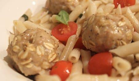 Chicken-Meatballs