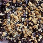 Chocolate Nut-Granola Bark