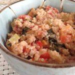 Creamy Quinoa-Veggie Stew
