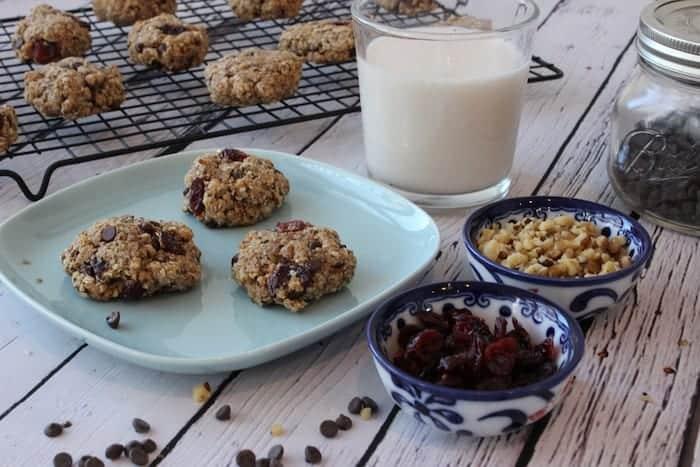 Breakfast Cookies Side resized