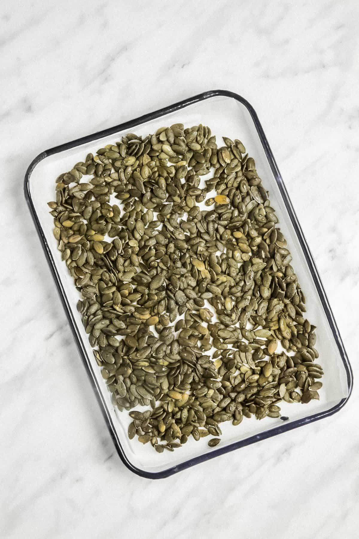 Roasted Pepita Seeds