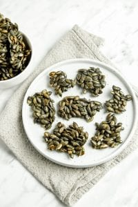 Candied Pepita Seeds