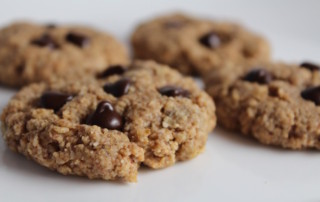 Flourless Cookies 1