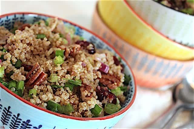 PEcan Quinoa