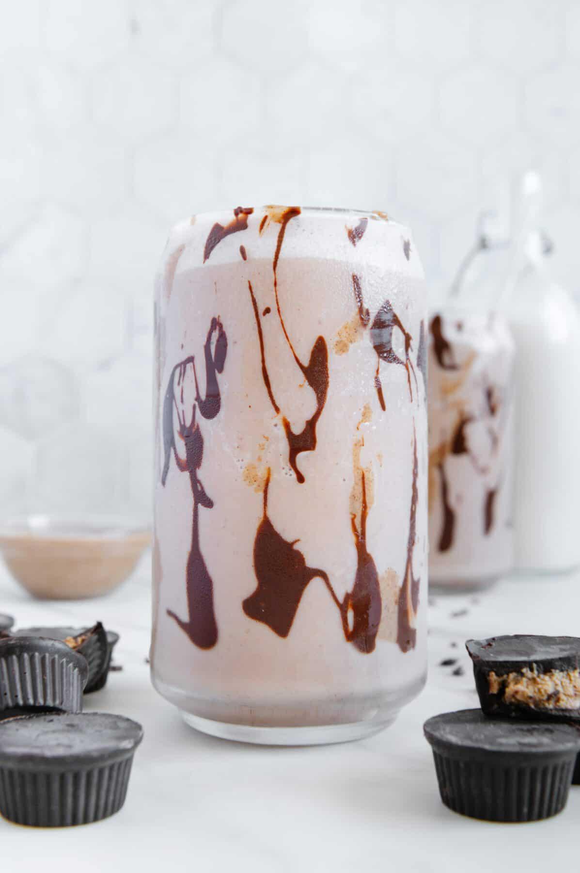 Chocolate Almond Smoothie Recipe