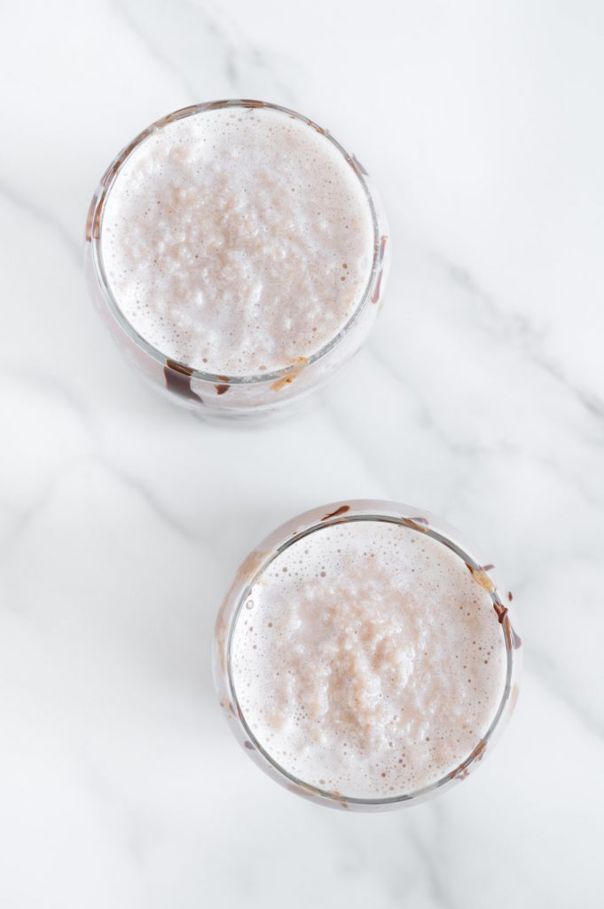 Almond Butter Cup Smoothie Recipe