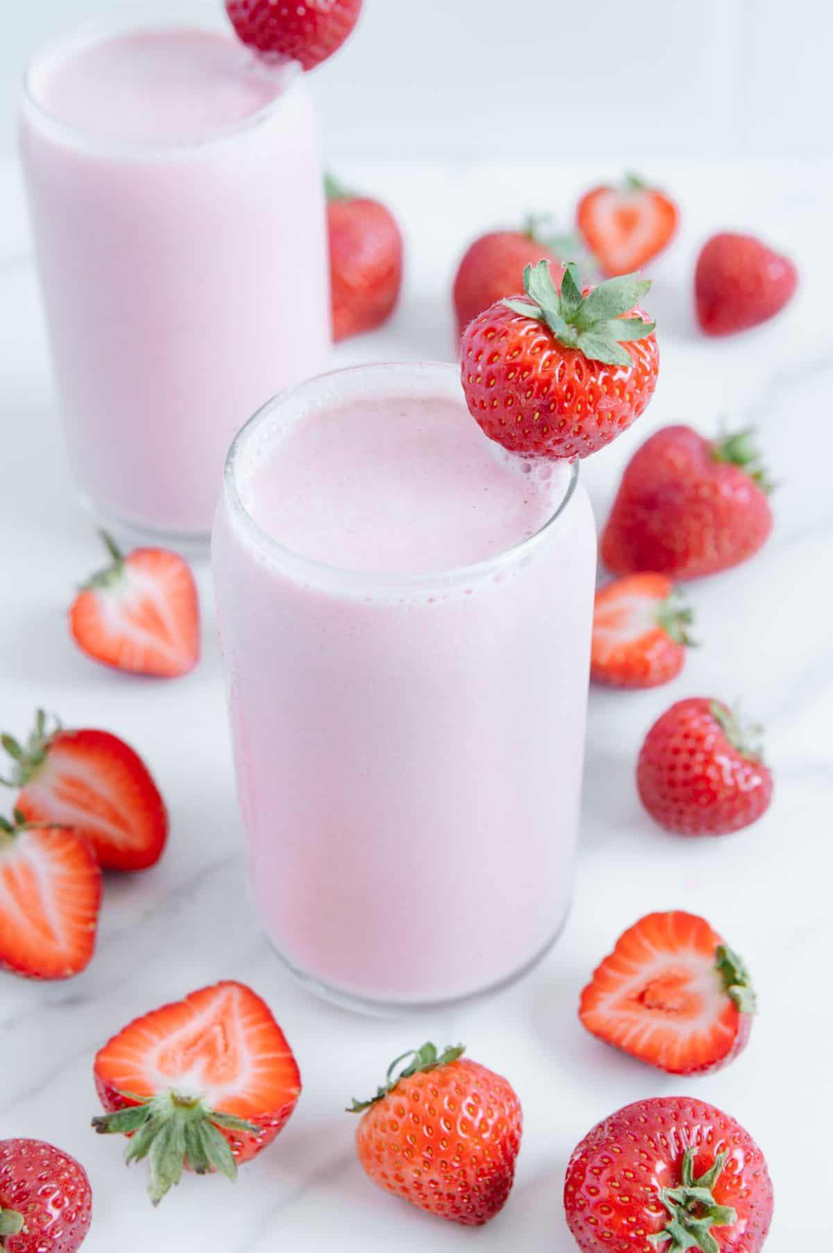Creamy Vegan Milkshake