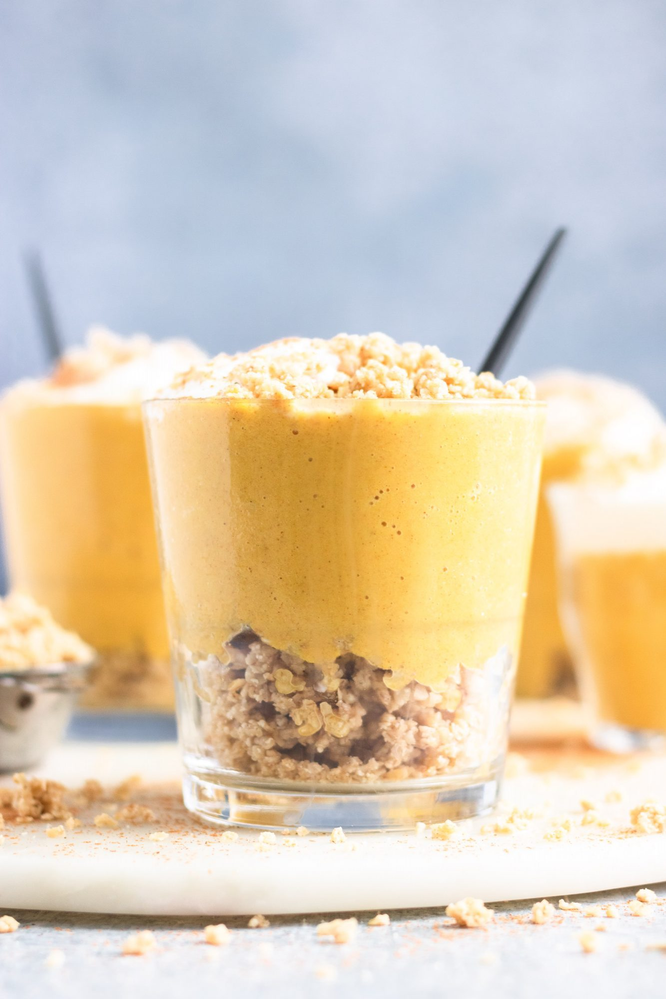 Vegan Pumpkin Smoothie Recipe