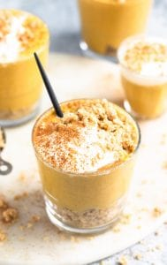 Favorite Pumpkin Smoothie