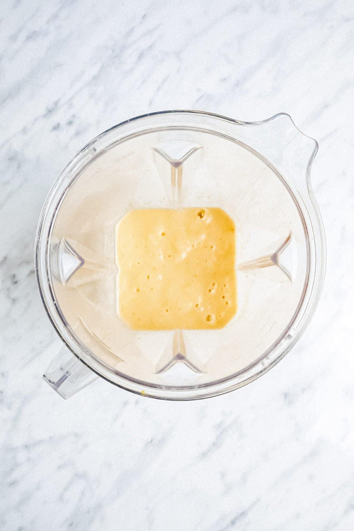 Vegan Orange Creamsicle Smoothie