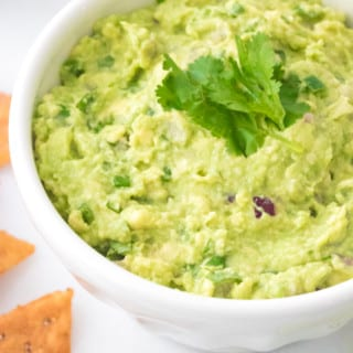 Chipotle Spicy Guacamole Recipe