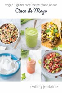Vegan and Gluten-free Cinco de Mayo Recipe Round-Up