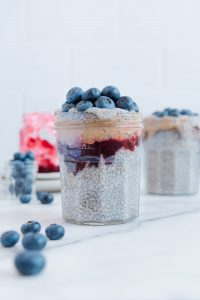 Easy Overnight Chia Seed Pudding