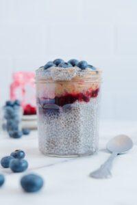 Easy Vegan Chia Seed Pudding