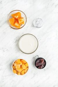Sunshine Smoothie Ingredients