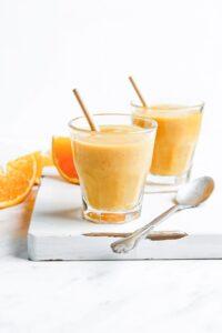 Orange Mango Smoothie Recipe