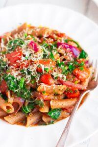 Gluten-Free Pasta Fresca