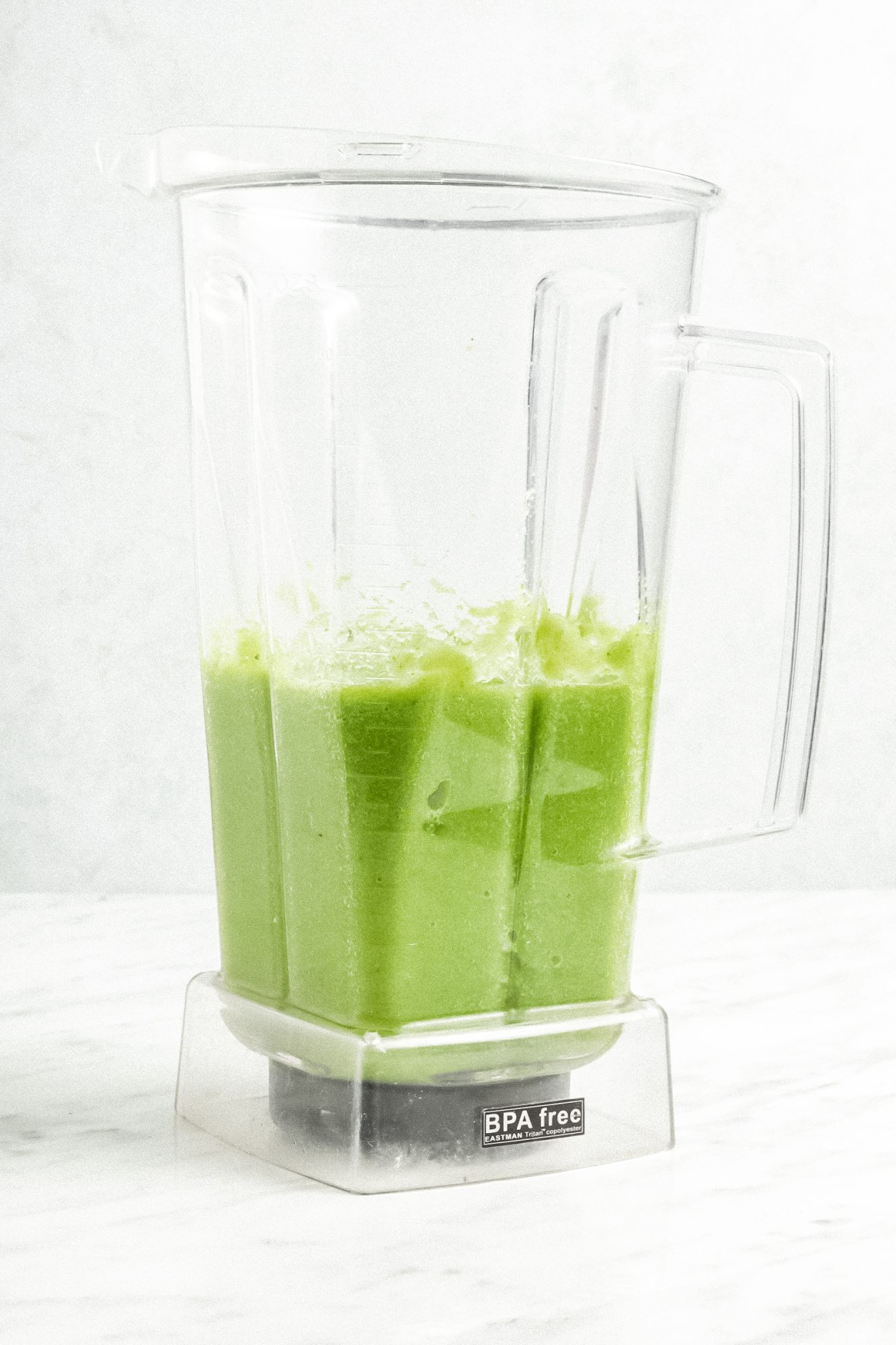 Blender Green Juice in Blender