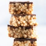 No-Bake Healthy Rice Crispy Treats
