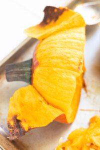 Pumpkin Skin Coming Off