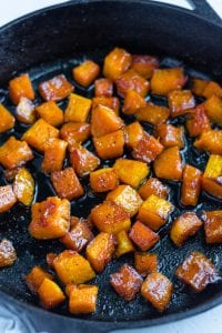 Maple Roasted Butternut Squash Recipe