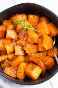 The Best Roasted Butternut Squash
