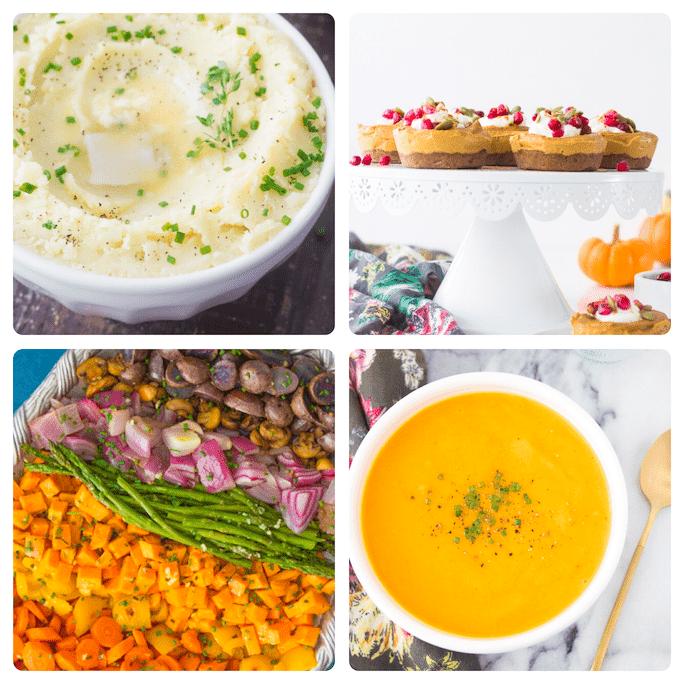 Easy Gluten Free Thanksgiving Recipes: 26 Last Minute Vegan & Gluten-Free Thanksgiving Recipes