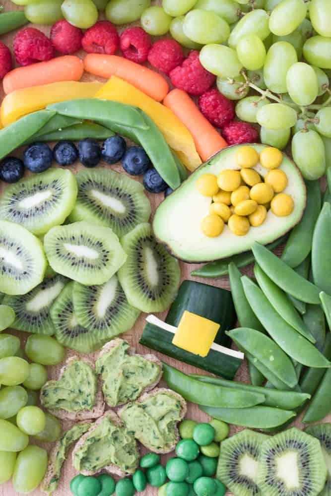 Vegan St. Patrick's Day Snacks
