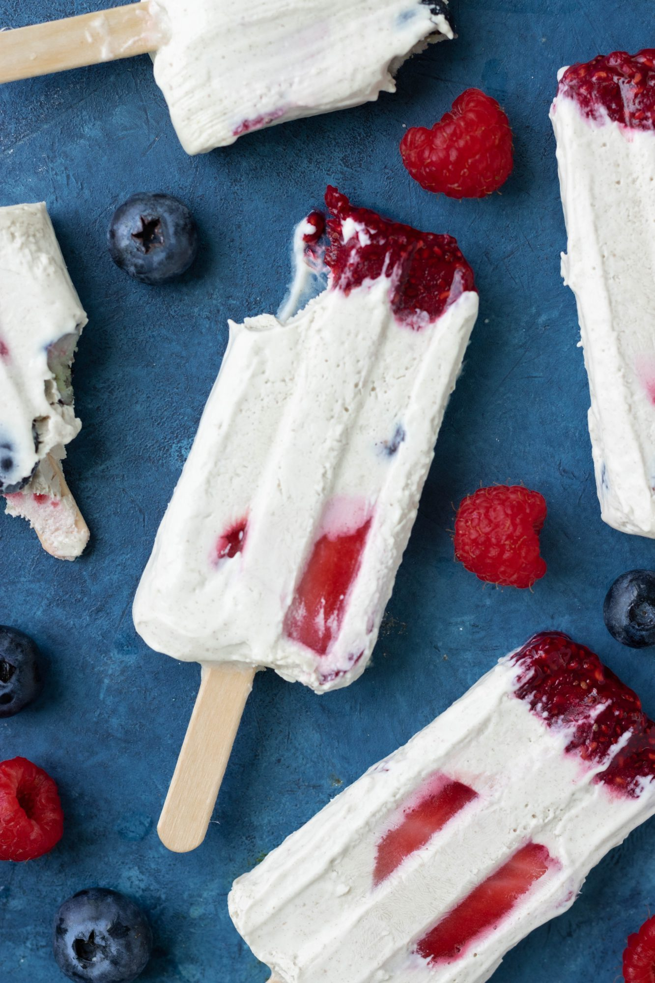 Creamy Vegan Popsicles