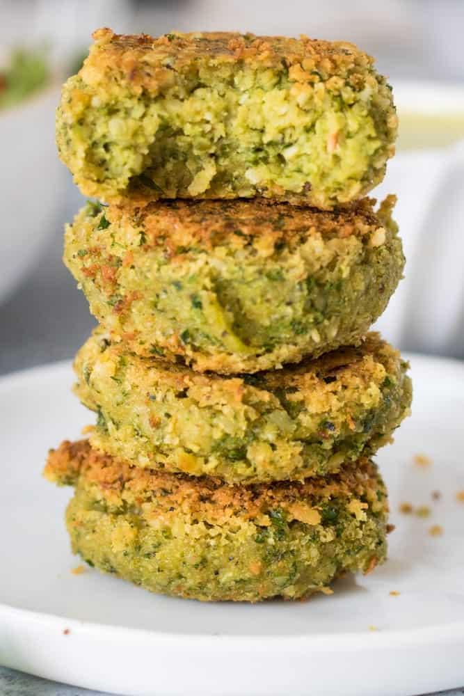Gluten-Free Vegan Falafel
