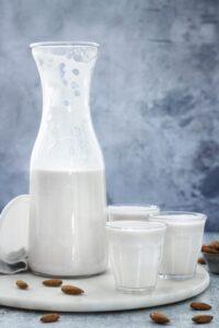 The Best Homemade Almond Milk