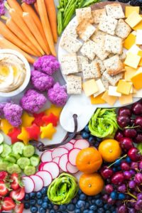 The Ultimate After School Snack Board