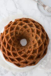 Gluten-Free and Vegan Apple Cake