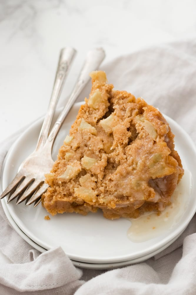 Gluten-Free and Vegan Apple Cake