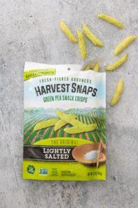 Harvest Snaps Pea Crisps