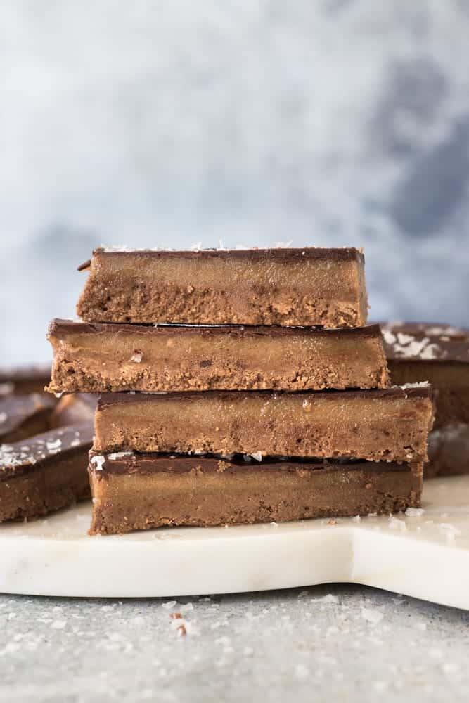 Homemade Chocolate Candy Bar