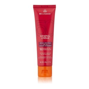 MDSolarSciences Mineral Crème Broad Spectrum SPF 50 Sunscreen