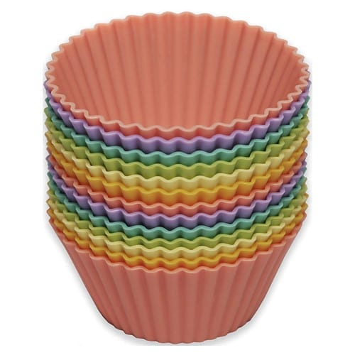 silicone baking cups product image