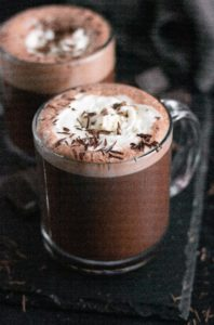 Vegan Blender Hot Chocolate