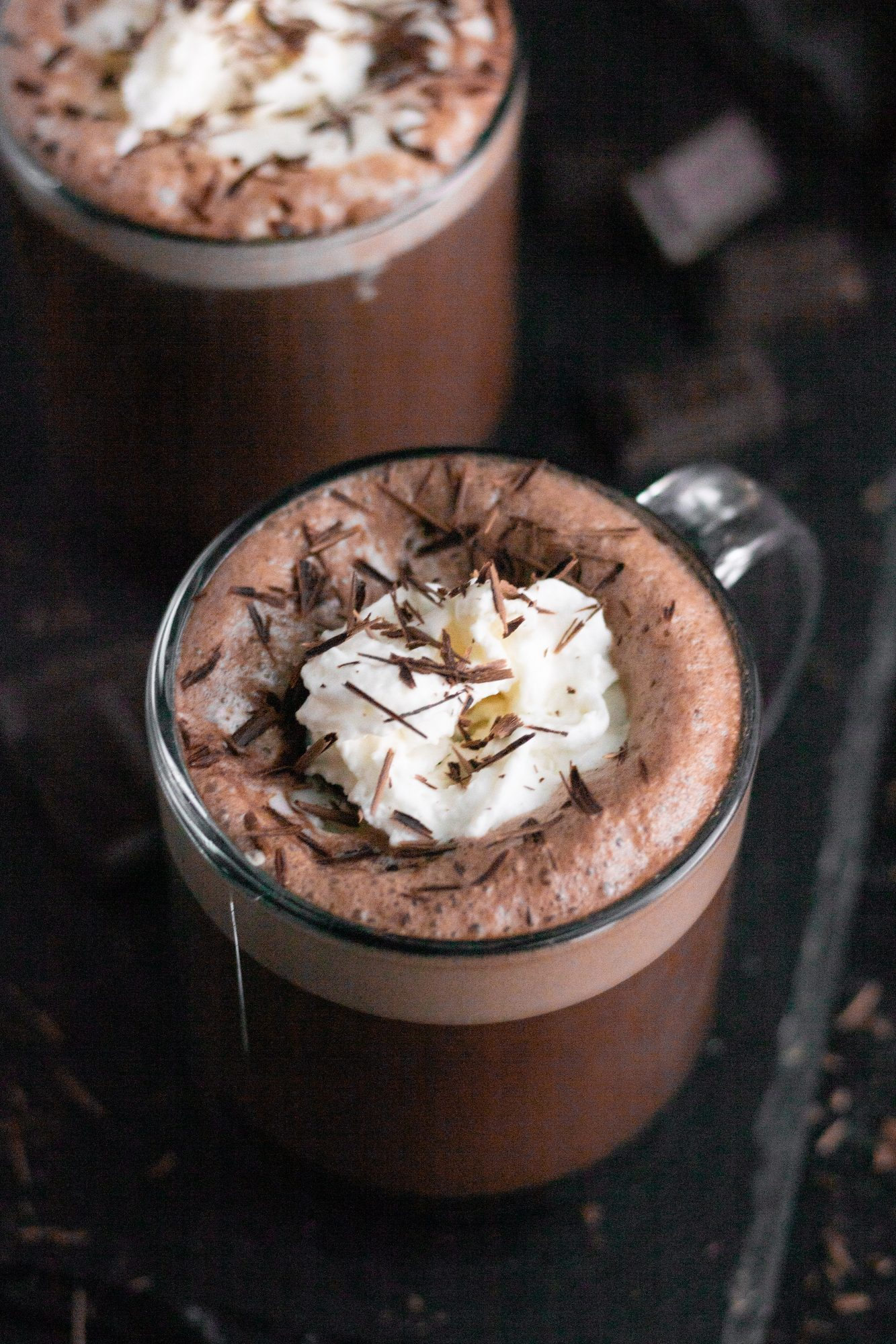 Paleo Blender Hot Chocolate