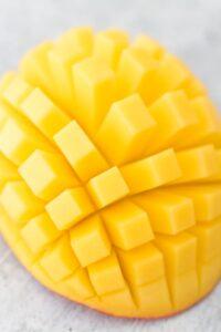 Cut Mango