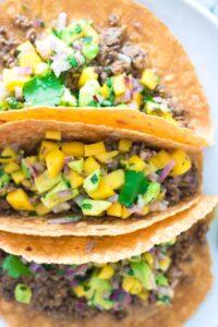 Easy Vegan Tacos