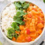 Vegan Sweet Potato Curry