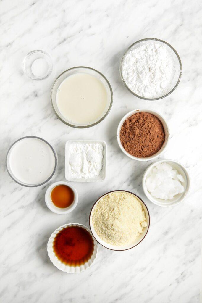 Hamantaschen Ingredients